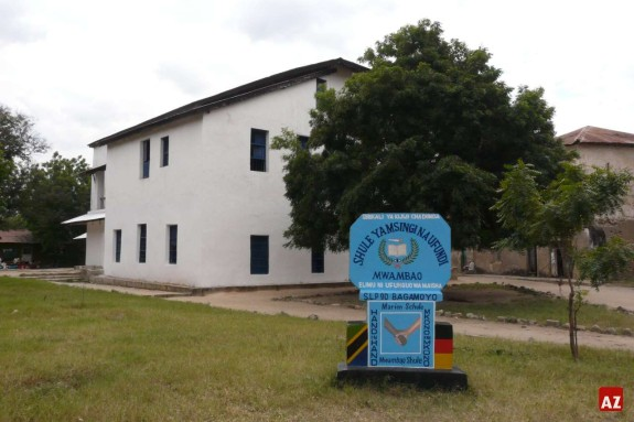 Mwambao Primary School
