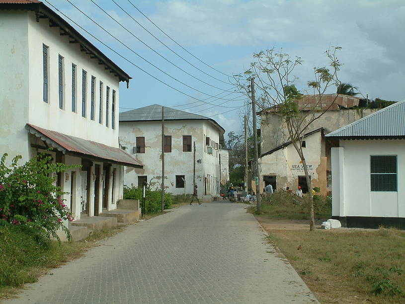 India Street after the renovation