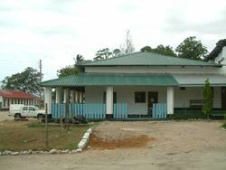 Bagamoyo District Hospital